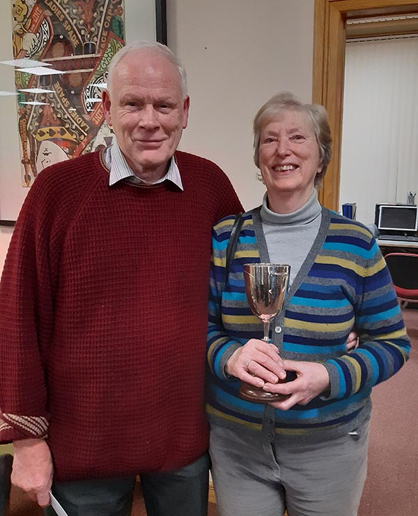 David & Wendy Chambers - Flitch winners 2020